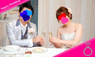 夫婦になりました^^