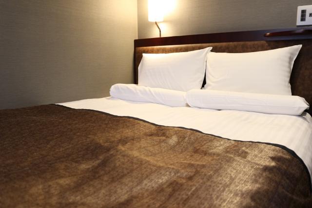 寝室の整え方