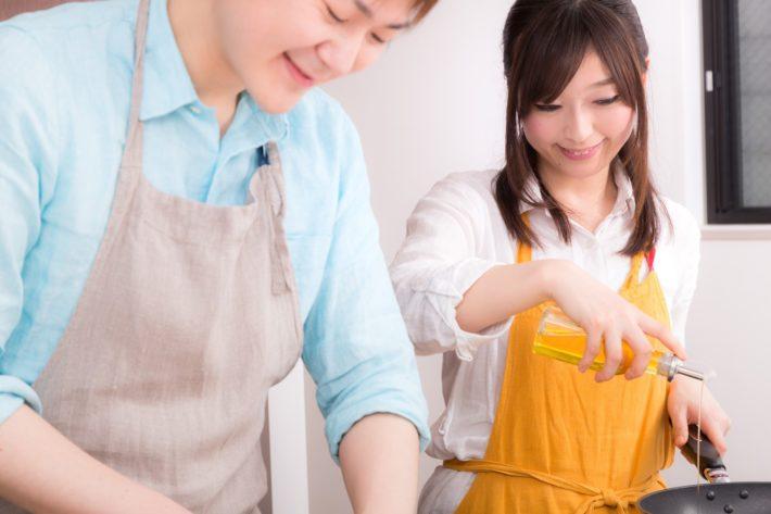 家事などに対する固定観念が少ない