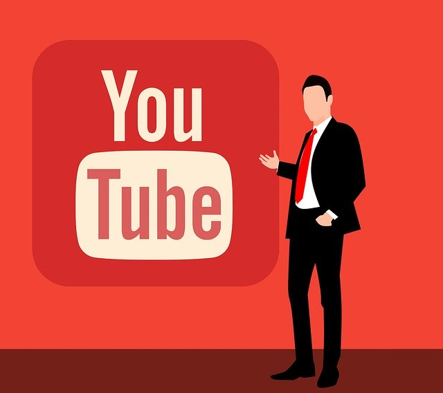YouTubeで動画を配信