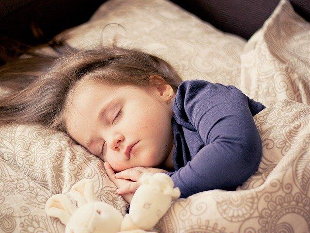 睡眠を十分にとる