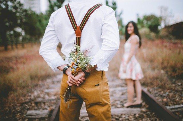 結婚も視野に入れて