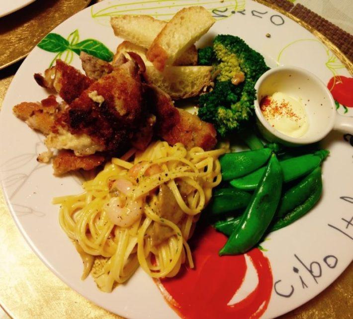 家庭的な料理2
