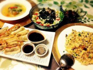 家庭的な料理3